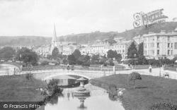Dawlish Water 1890, Dawlish