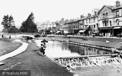 Dawlish Water 1928, Dawlish