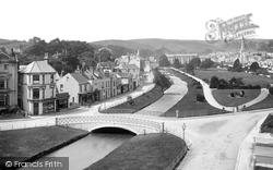 From Royal Hotel 1890, Dawlish