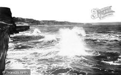 High Tide 1903, Dawlish