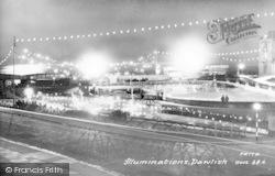Illuminations c.1960, Dawlish