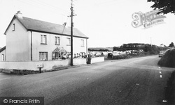 Dawlish, Lady's Mile Farm Shop And Camping Site c.1960