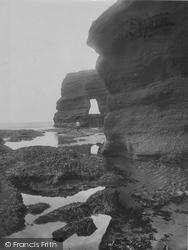 Langstone Cliff 1922, Dawlish