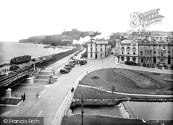 Looking West 1928, Dawlish