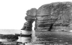 Parson And Clerk Rocks 1906, Dawlish