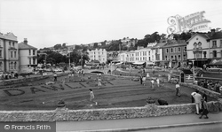 Piermont Gardens c.1960, Dawlish