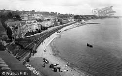 Promenade 1922, Dawlish