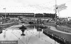 The Fountain c.1955, Dawlish