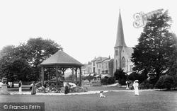 The Gardens 1906, Dawlish