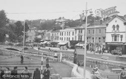 The Gardens c.1950, Dawlish