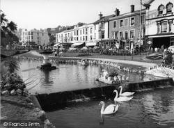 The Gardens c.1960, Dawlish