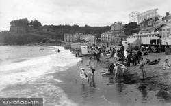 The Sands c.1885, Dawlish
