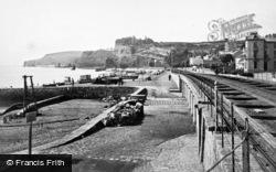 The Seafront c.1870, Dawlish