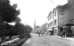 The Strand 1906, Dawlish