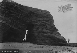 Langstone Rock 1906, Dawlish Warren