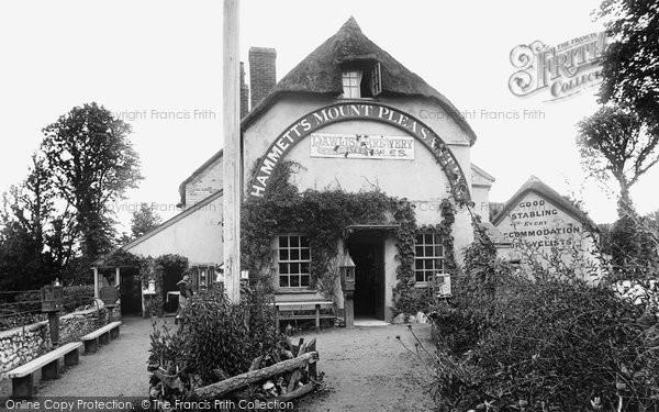 Dawlish Warren, Mount Pleasant 1906