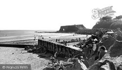 The Beach c.1955, Dawlish Warren