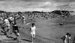 The Sands c.1955, Dawlish Warren