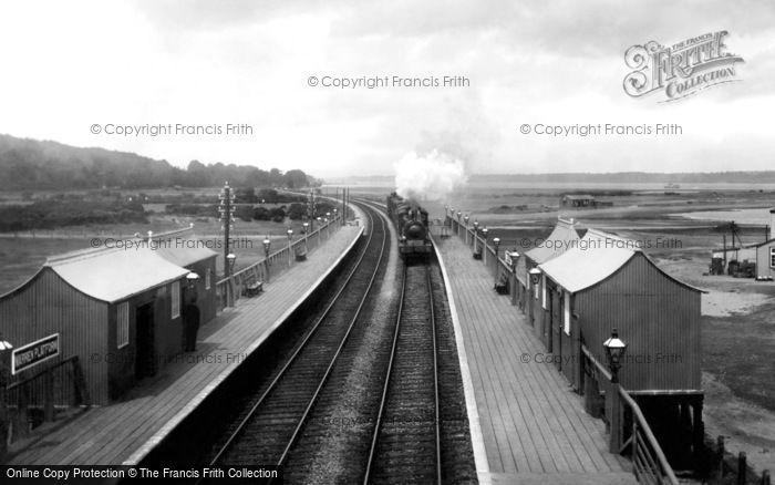 Photo of Dawlish Warren, Warren Halt And The Cornish Express 1907