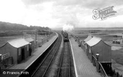 Warren Halt And The Cornish Express 1907, Dawlish Warren