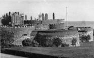 Deal, Castle c.1955