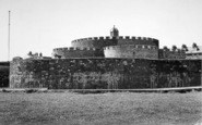 Deal, Castle c.1960