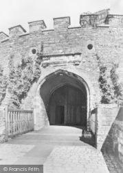 Deal, Castle Gateway c.1930