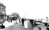 Deal, Esplanade 1899