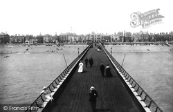 Deal, From The Pier Pavilion 1899