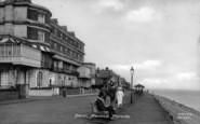 Deal, Marina Parade 1924