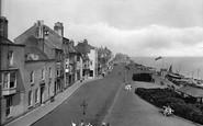 Deal, North Parade 1924