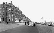 Deal, Promenade 1906