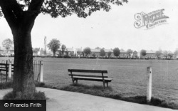 Deal, Royal Marines Depot, South Barracks Sports Ground c.1960