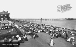 The Bandstand And The Pier 1906, Deal