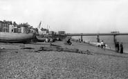 Deal, The Beach c.1960