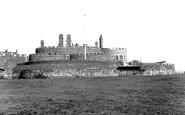 Deal, The Castle c.1955