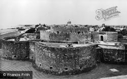 Deal, The Castle c.1960