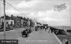 The Promenade c.1950, Deal