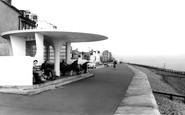 Deal, the Promenade c1960