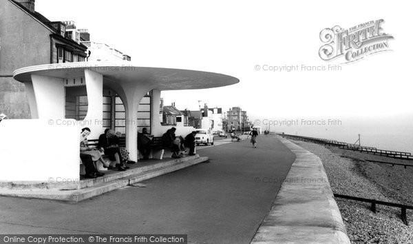 Photo of Deal, the Promenade c1960