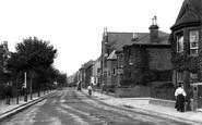 Deal, Victoria Road 1906