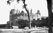 Deal, Walmer Castle c.1950