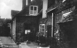 Deal, Woodhouse Yard 1924
