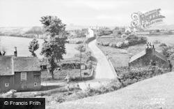 The Village c.1965, Dearham