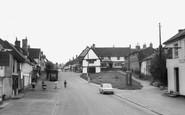 Debenham, Market Green c1960