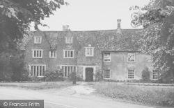 Deddington, Castle End c.1955