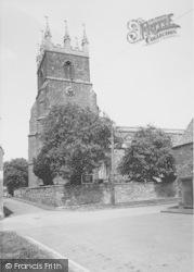 Deddington, Church Of St Peter And St Paul c.1965