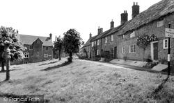 Deddington, Goose Green c.1960