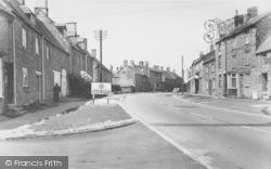 Deddington, High Street c.1960