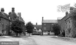 Deddington, Market Square c.1950